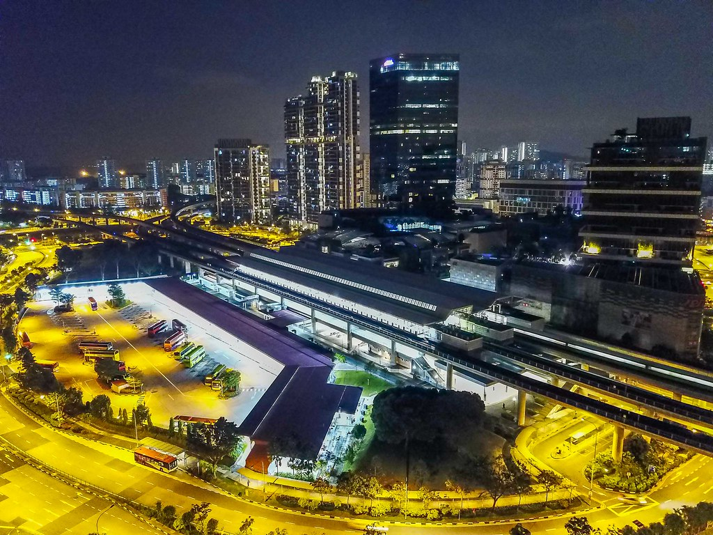 Singapore Marriott Tang Plaza Hotel - Hotels & Resorts