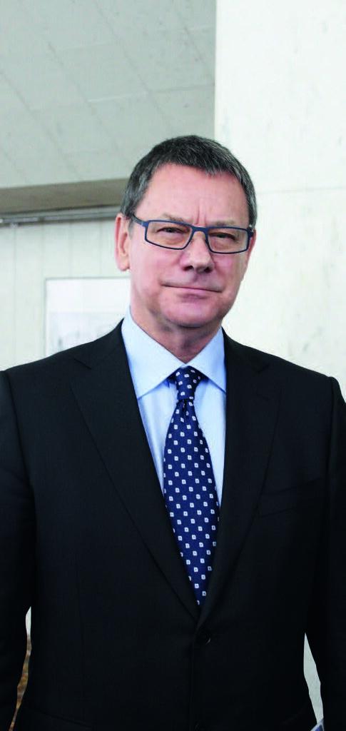 О. В. Богомолов, доктор технических наук, генеральный директор ЗАО «Инженерная компания «ИнтерБлок» (г. Москва)