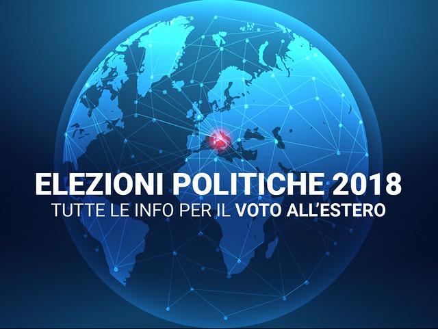 elezioni e voto all'estero