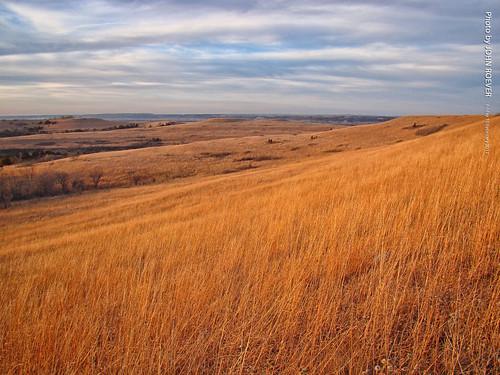 kansas rileycounty prairie tallgrassprairie konzaprairie nature naturetrail flinthills bluesky blueskies grasslands landscape afternoon february 2017 february2017 trip roadtrip usa