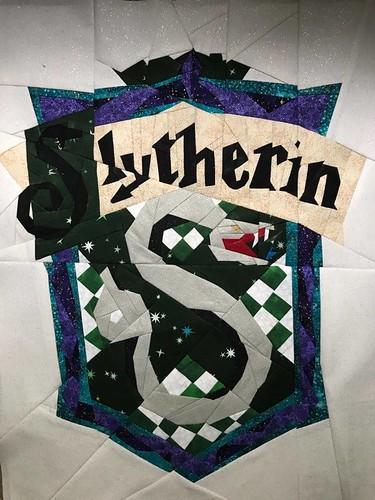 slythernin crest