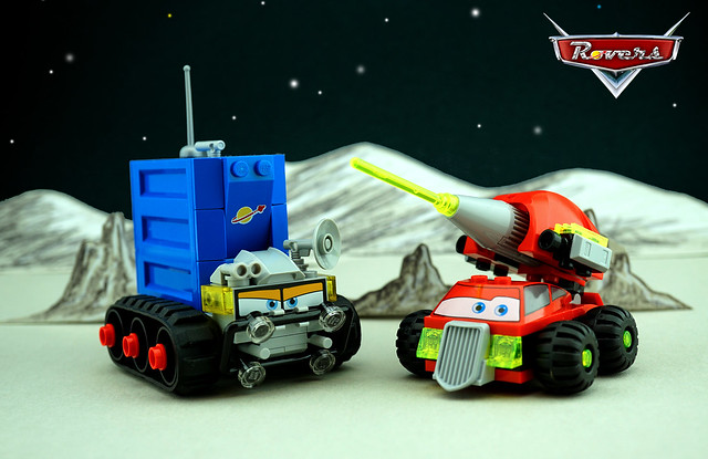 LEGO Cars Rovers