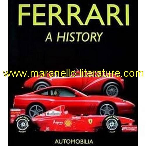 Ferrari a history / Bruno Alfieri / Automobilia
