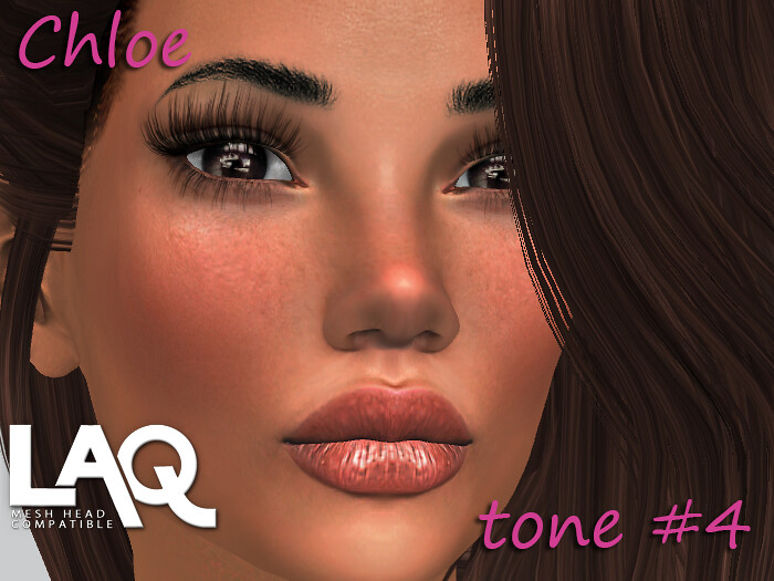 Cheap & Chic! -Chloe tone #4- skin applaier LAQ