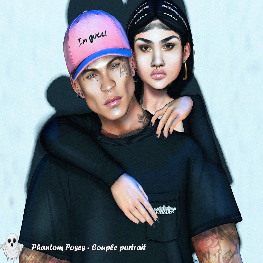 Phantom Animations – Portrait Couple Pose