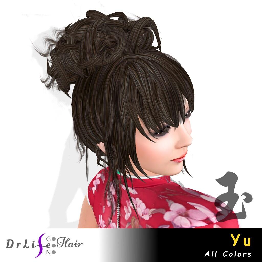 DrLifeGen3Hair Yu - TeleportHub.com Live!
