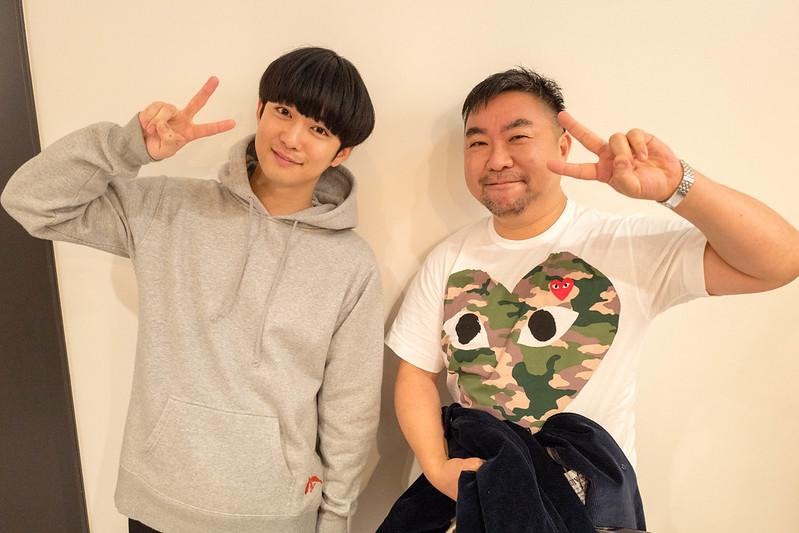 CHIBA Yudai and Me
