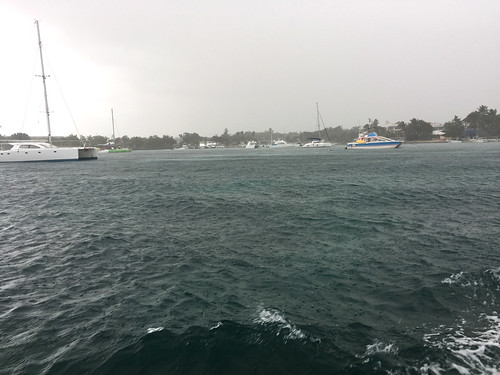 113 - Regenschauer / Rainstorm - Ankunft in Bayahibe / Arrival in Bayahibe