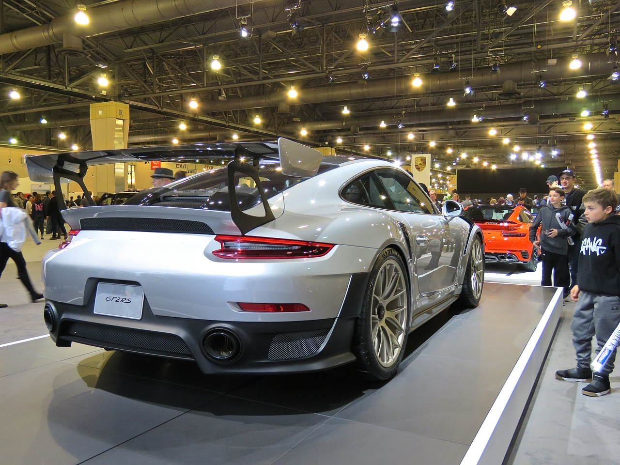 Porsche 991.2 GT2 RS Philly 5