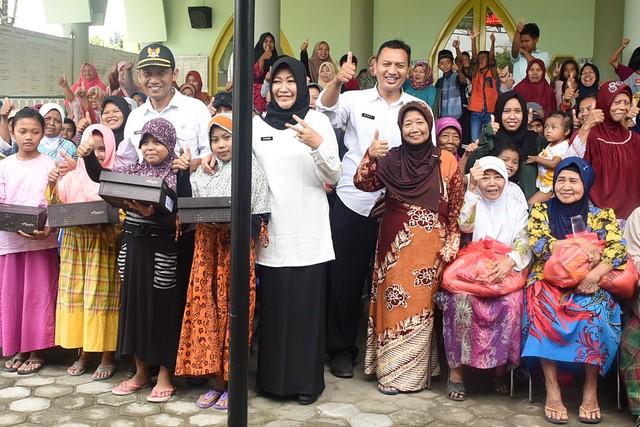 Bansos Prodamas Perdana 2018 bersama Ning Lik