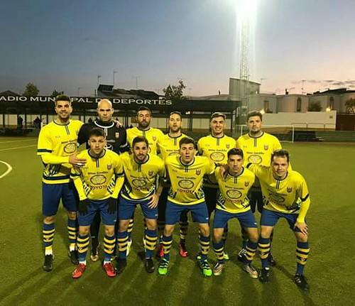 Fútbol 1º Andaluza PD Rociera Pedrera