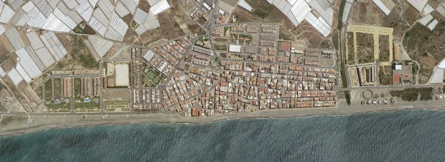 balerma, almería, baduque, después, urbanismo, planeamiento, urbano, desastre, urbanístico, construcción, rotondas, carretera
