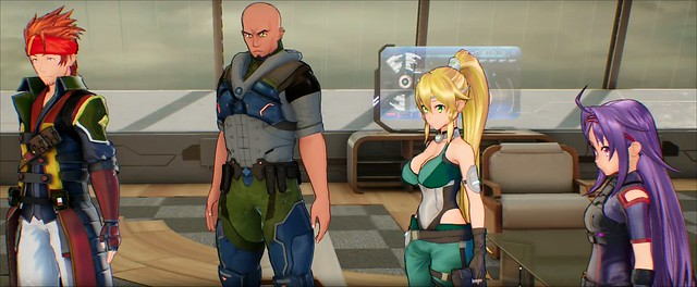 Sword Art Online Fatal Bullet - Leafa