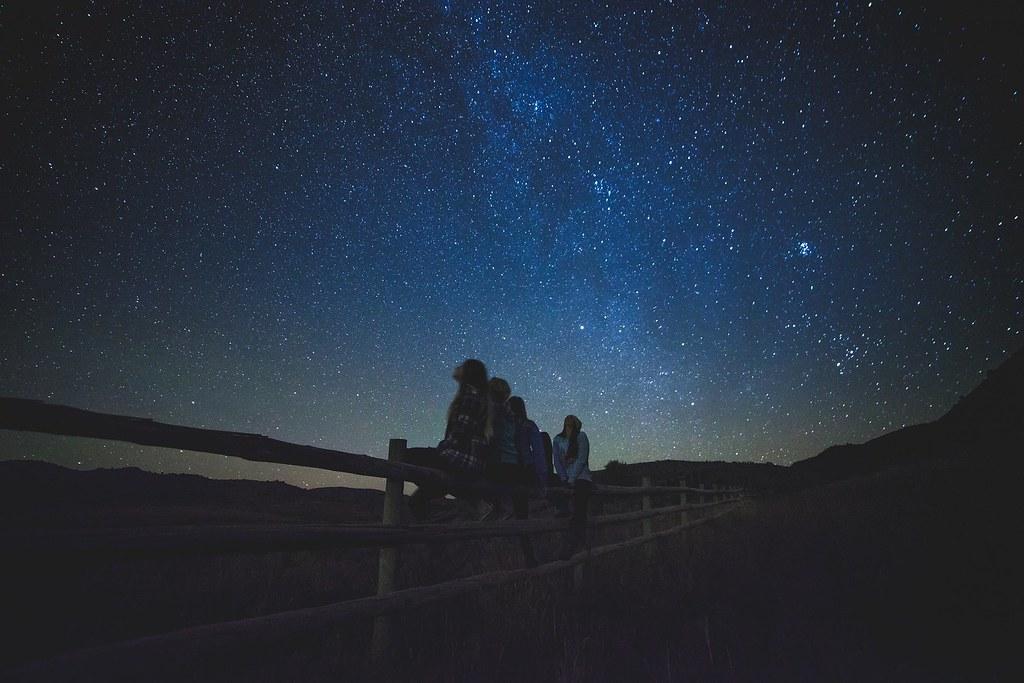 Stars in Tenerife