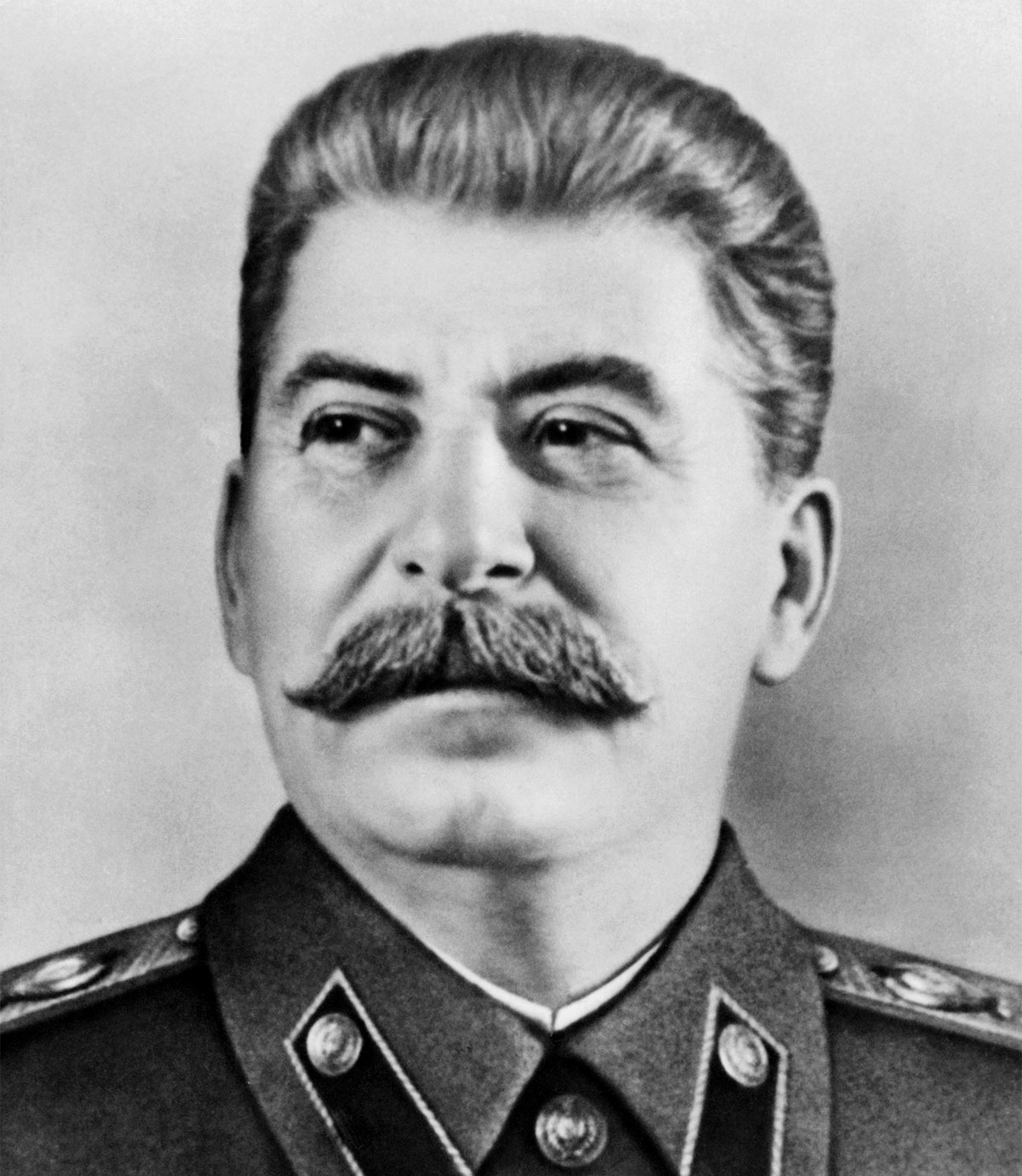 Photograph of Joseph Stalin in high resolution