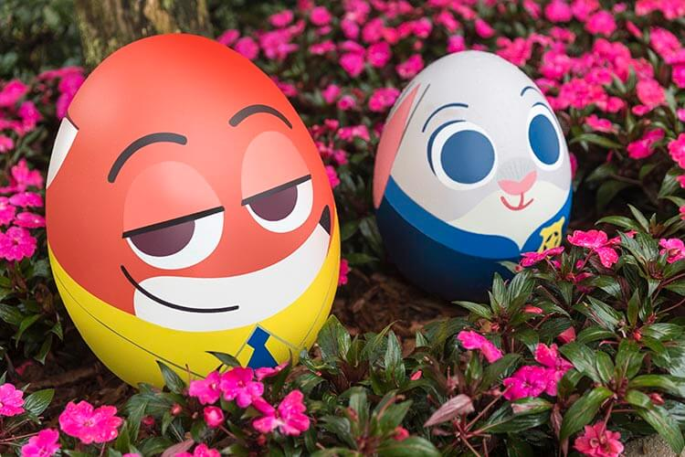 Disney Friends Egg Hunt