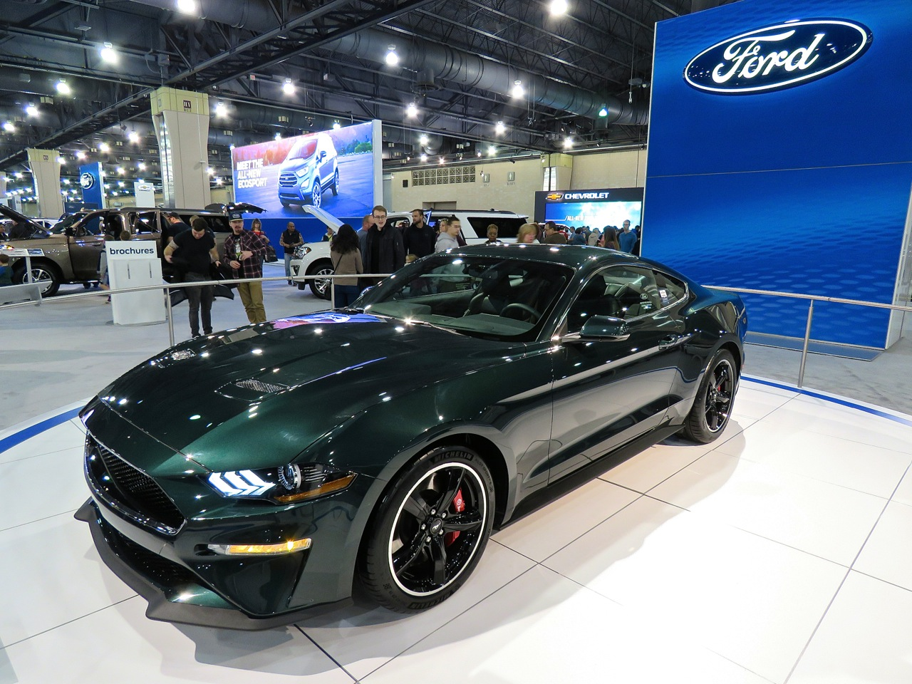 Ford Mustang Bullitt S550 Philly
