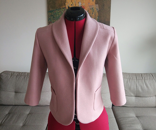 Rosy Burda jacket