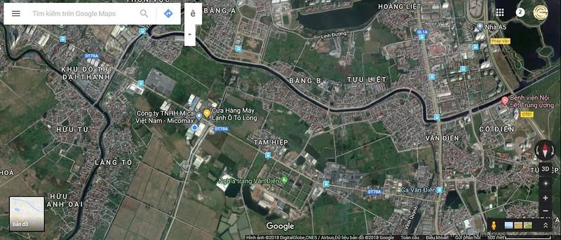 Bản đồ vị trí mua Mica tấm giá rẻ - Micomax