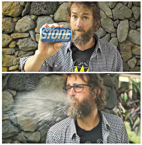 Stone Brewing sues Miller Coors.
