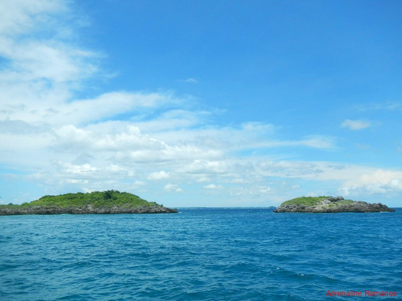Islets around Malapascua Island
