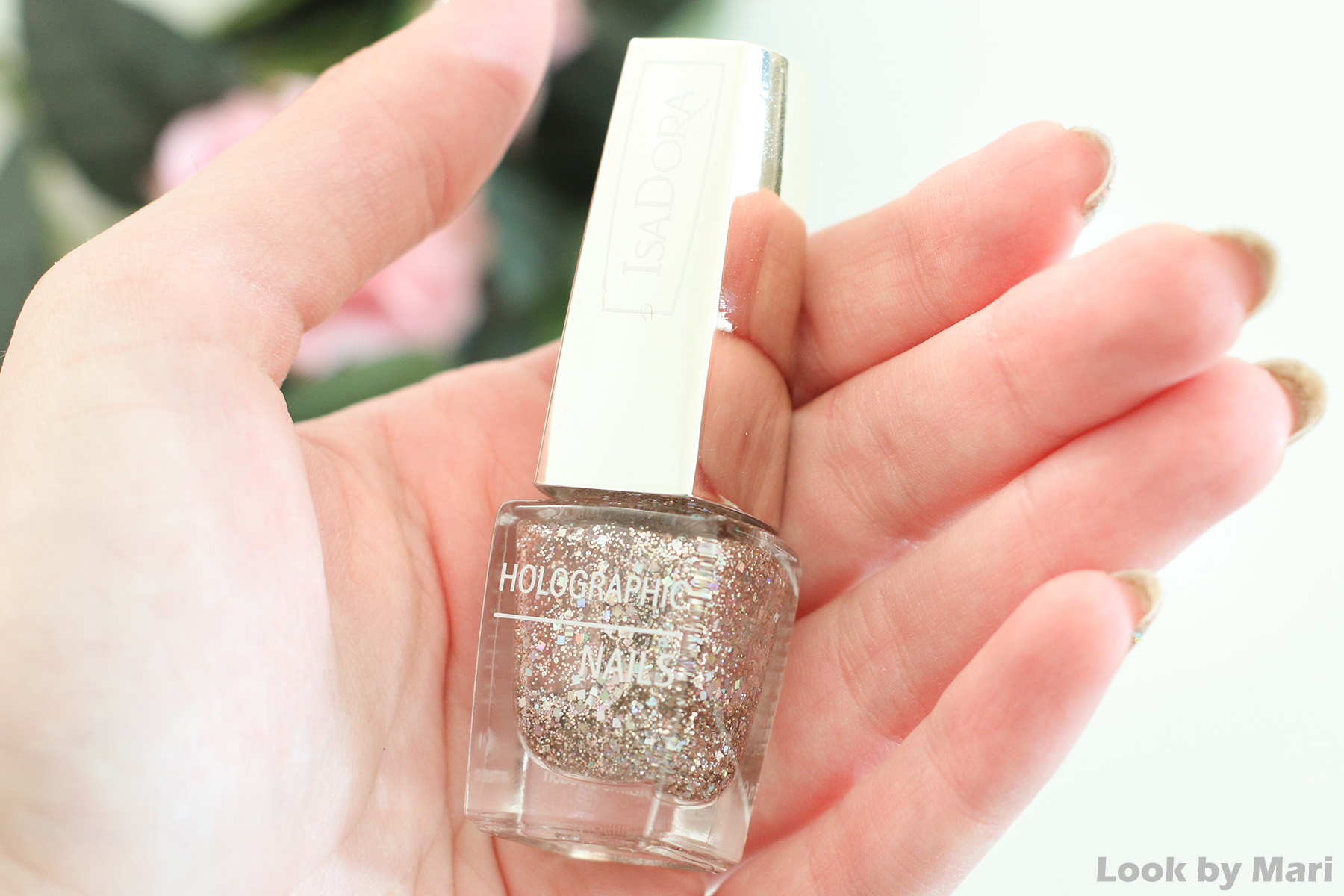 3 isadora holographic nails 872 jet setter review
