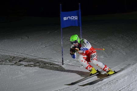 Sporten Dark SNOW Monínec 2018