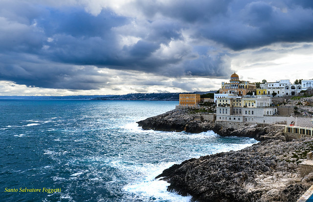 Flickriver most interesting photos tagged with santacesareaterme - Bagno marino archi ...