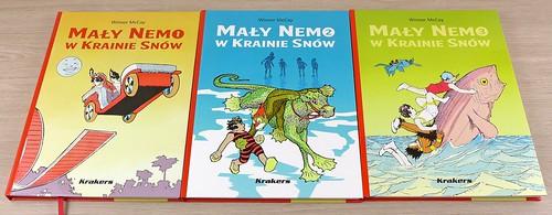 Maly Nemo w Krainie Snow koplet 01