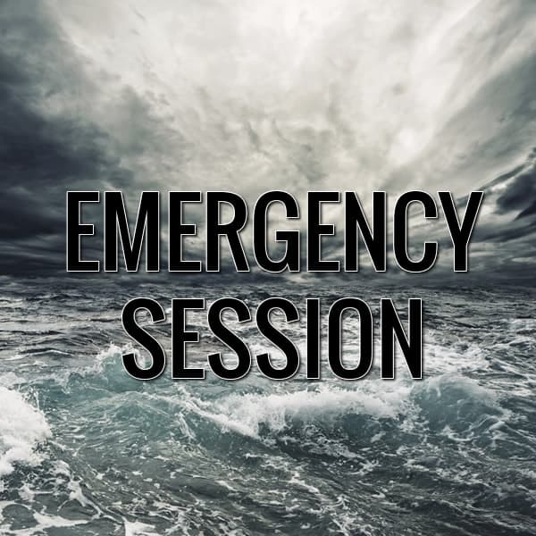 emergency-session