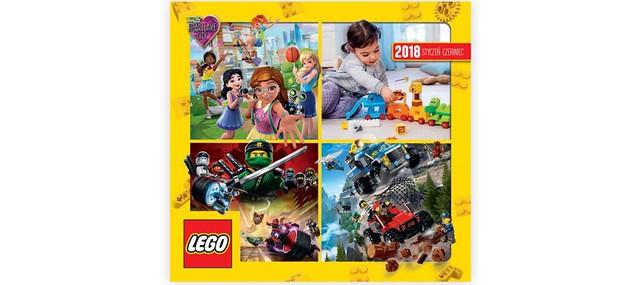 Katalog LEGO 2018 OPINIA 1