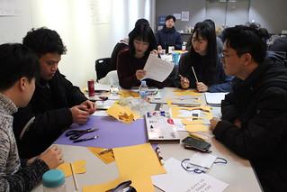 180123 청년공익활동가 21기 여성혐오와 한국사회 및 수요집회 준비