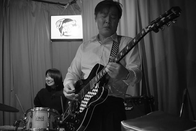 T.G.I.F. Blues Session at Terraplane, Tokyo, 12 Jan 2018 -00127