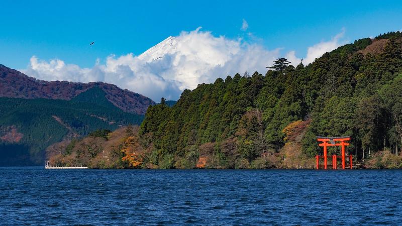 箱根蘆之湖|Hakone