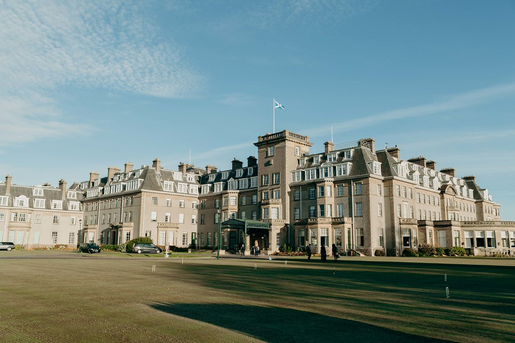 The Little Magpie Gleneagles Hotel Review