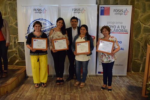 PROVINCIA DE CURICÓ & TALCA; FOSIS fortalece distintos emprendimientos y facilita la inserción laboral