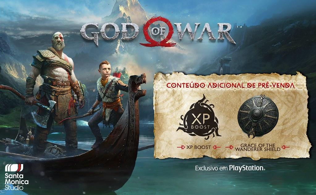 God of War: Oferta de pre-venda