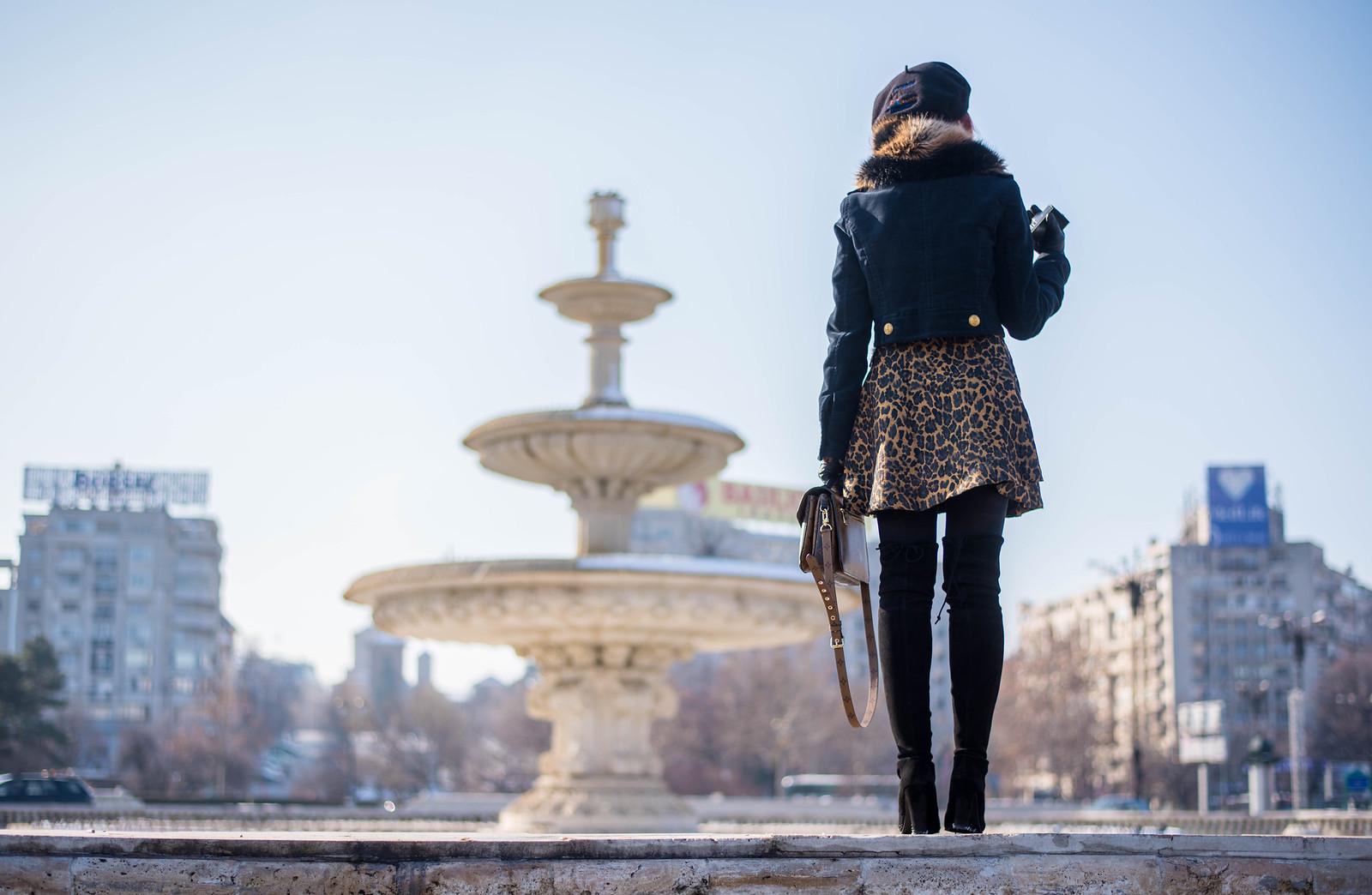 leopard print skirt 4