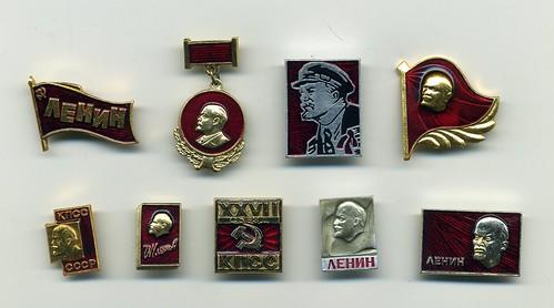 Russian Znachki 1