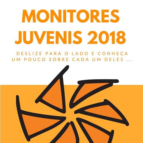 Monitores Juvenis 2018