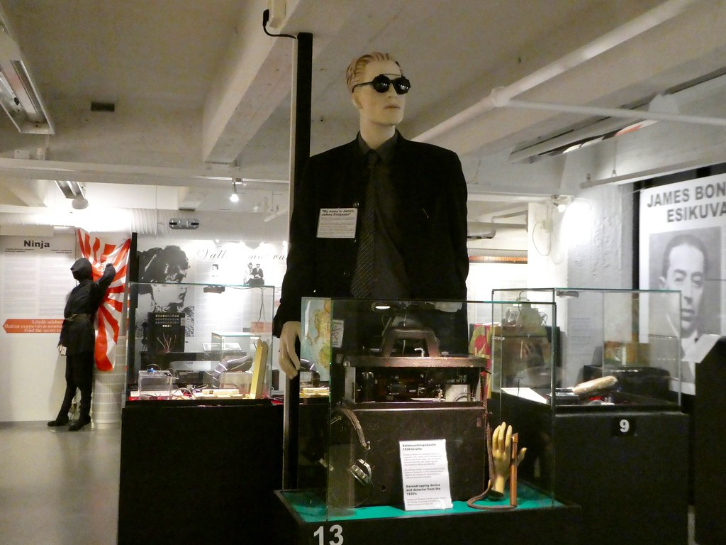 The Spy Museum, Tampere