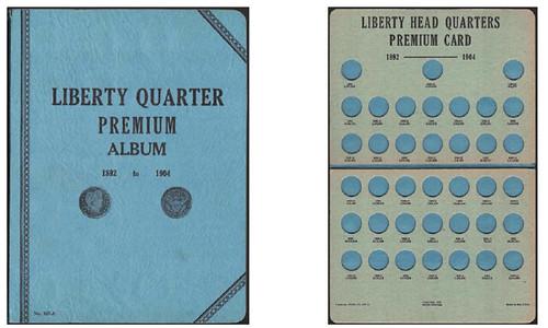 Oberwise Liberty Quarter Premium album
