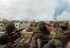 Tết Mậu Thân 1968 - South Vietnamese soldiers fighting in Saigon