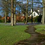 Ashton Park path