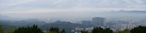 大尖山天秀宮前全景