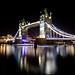 Reflections of Tower Bridge