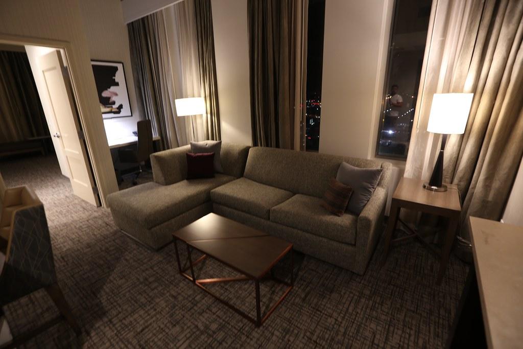Hilton H Hotel LAX 22