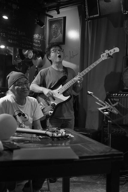 T.G.I.F. Blues Session at Terraplane, Tokyo, 12 Jan 2018 -00302