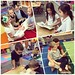 Kindergarten loves their 3rd grade buddies! #TLSpod #readingbuddies