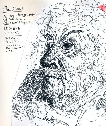 Sketchbook #111: Everyday Life